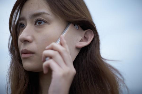 iphoneケース model: Izumi Kawai