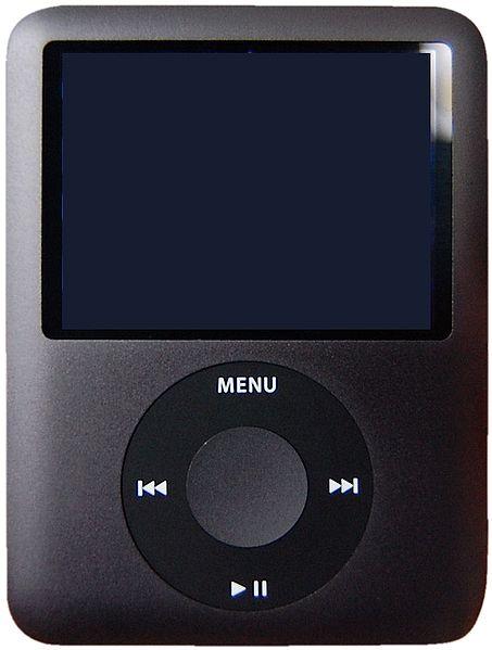 Troisième génération iPod nano