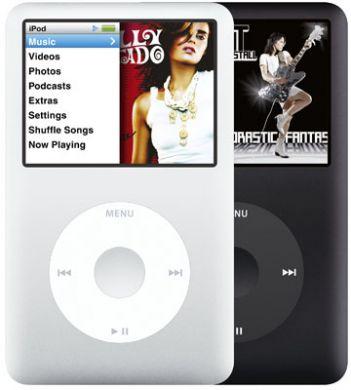 Sixième génération iPod Classique