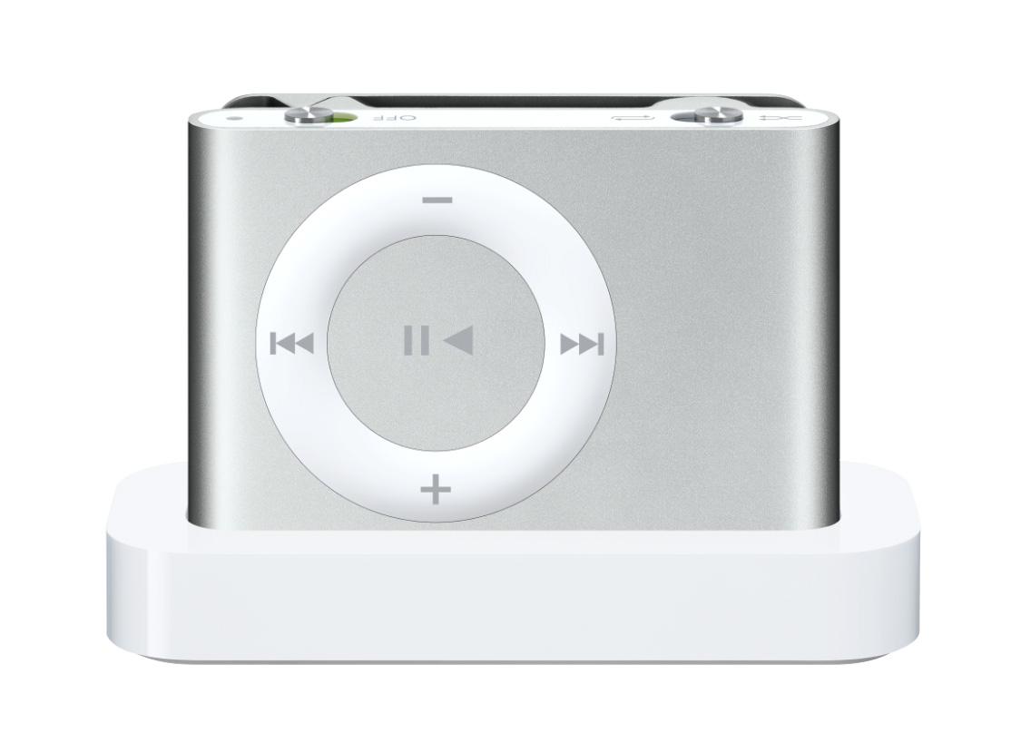 Deuxième génération iPod shuffle