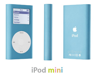 Nouveau iPod mini