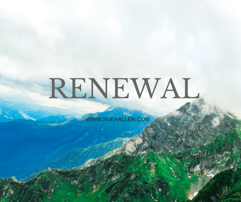 How Do You Renew Your Mind?