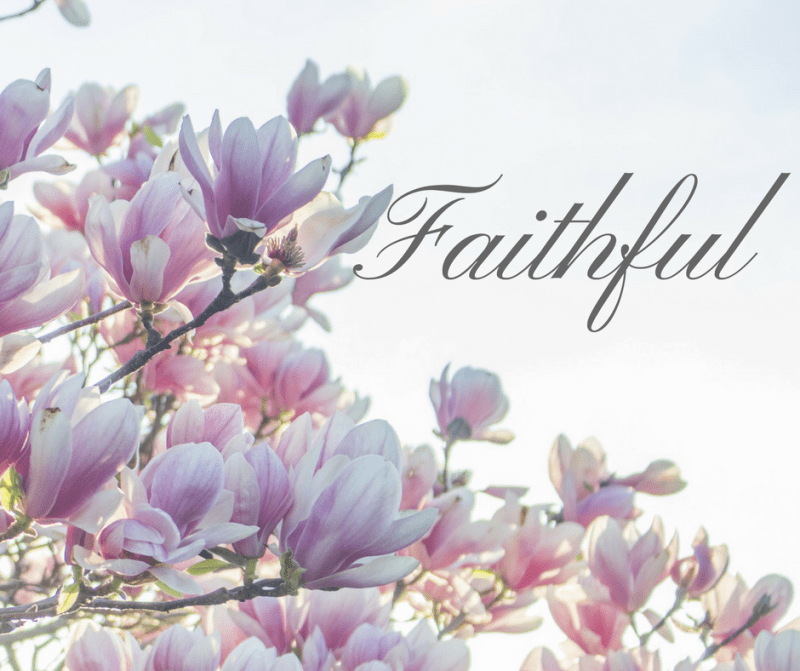 A Faithful Guarantee: Pursue Joy for the Sake of Others