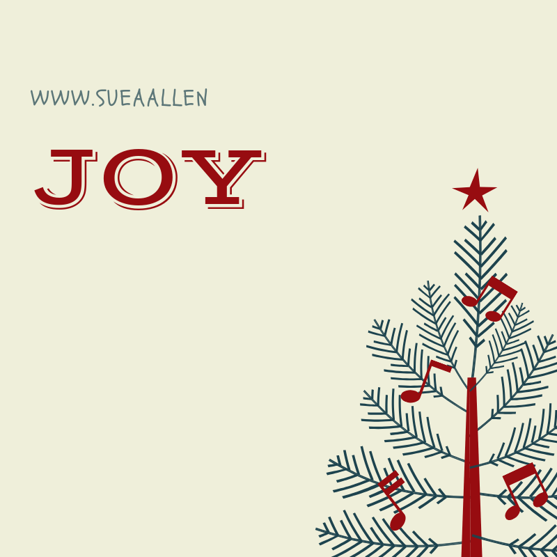 Advent Deck the Halls With Joy
