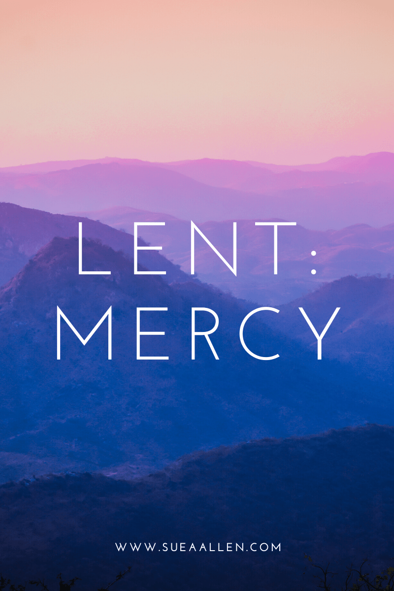 The Incredible Beauty of Mercy