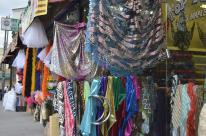 Endless selection of fabrics
