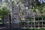 Strong gate, weak fence!