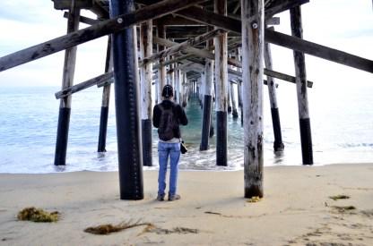 Newport Beach Pier as Subject (1)