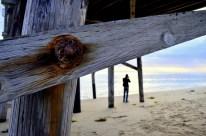 Newport Beach Pier as Subject (2)
