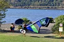 Parasailing Oregon's Columbia River Gorge (7)