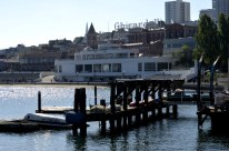 Looking toward Fisherman's Wharf