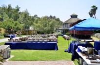 Tour during wedding set-up, Heritage Square (2)