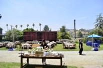 Tour during wedding set-up, Heritage Square (8)