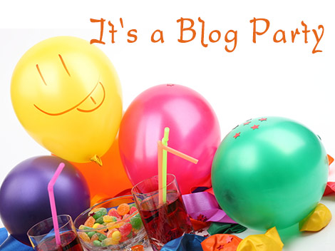 Blog Party Balloons