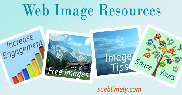 web image resources sueblimely.com & social media
