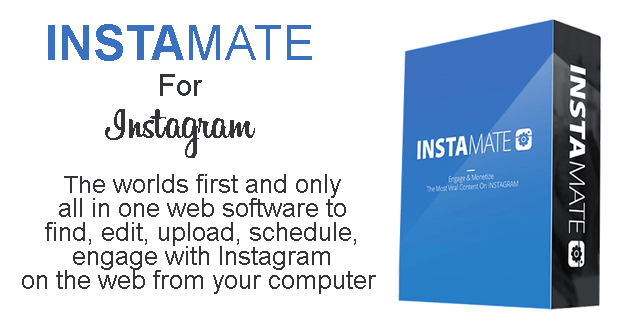 Instamate Review - Fully Use Instagram On The Web from Your Computer