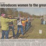 Women in Outdoors Onondaga County