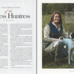 In Celebration of the Fearless Hunter by Sue Bookhout
