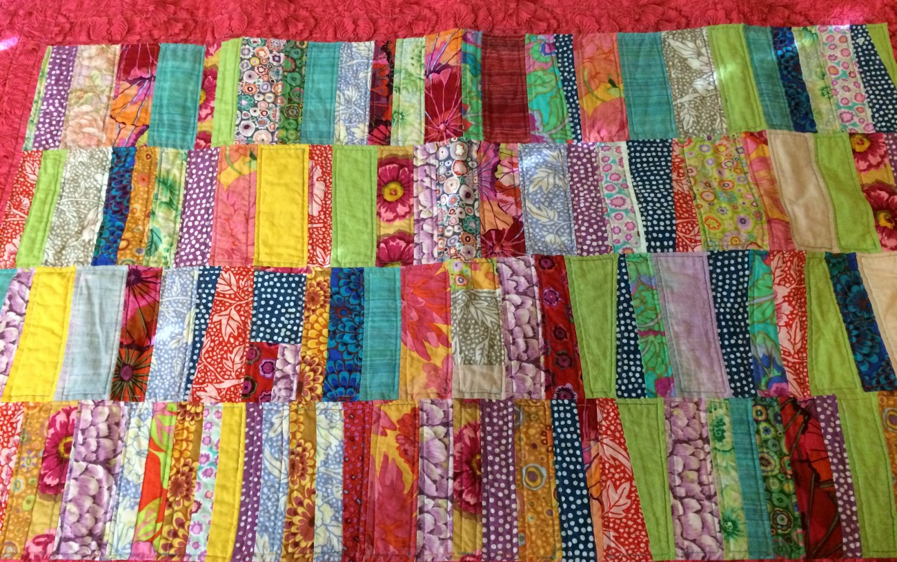 Kenzie's Second Baby Quilt