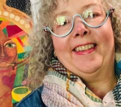 Sue Boardman, Author Artist Activist
