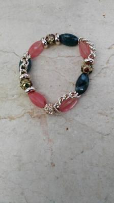 pinkstone ring