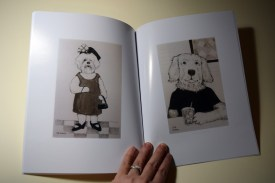 Page spread from Dogs by Sue Clancy https://store.bookbaby.com/book/Dogs-By-Sue-Clancy