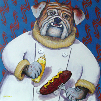 """Haute Dog"" by Clancy"