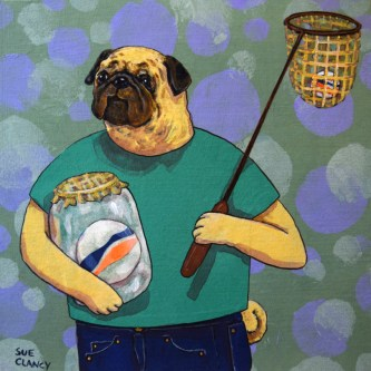 """""""His Marbles"""" by Clancy"""