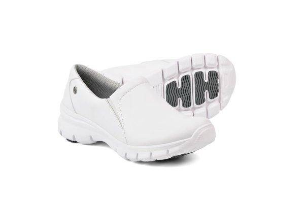 NOVA bela Španska zaštitna obuća cipele za zdravstvo farmaciju i hotelijerstvo 36,37,38,39,40,41,42
