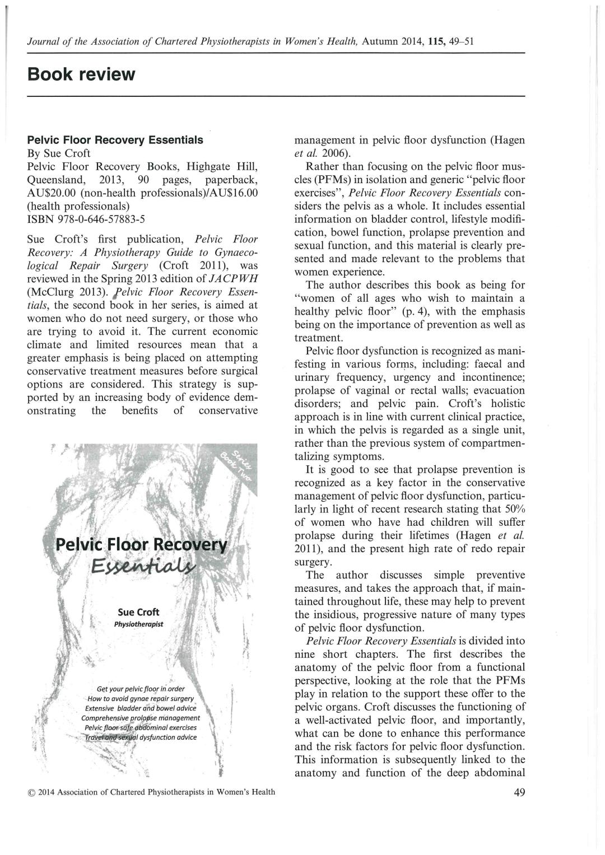 UK Journal ACP Women's Health Pelvic Floor Essentials book review_Page_1