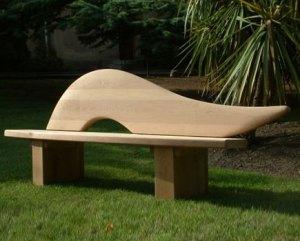 Restful Wave by Sue Darlison