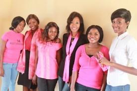 The ladies...