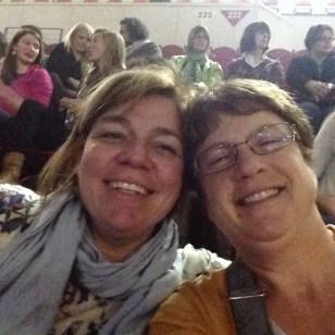 Sue and Dawn