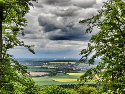 Vom Tosmarberg nach Hildesheim
