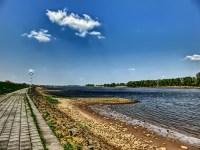 Endlich an der Elbe