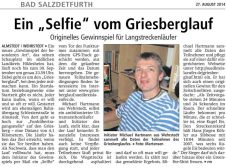 Griesberglauf - RuBS 27.08.2014