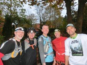 von links: Christoph, Hansi, Michael, Jens, Thomas