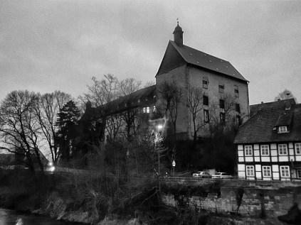 Die Poppenburg in Burgstemmen