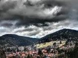 Blick zurück nach Lautenthal