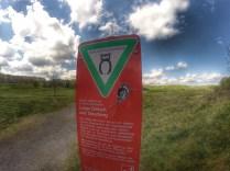 Eingang zum Osterberg