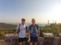 Auf dem Steinbergturm