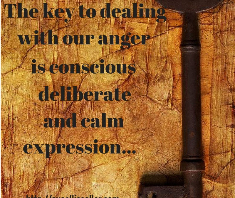 Anger is Your Friend