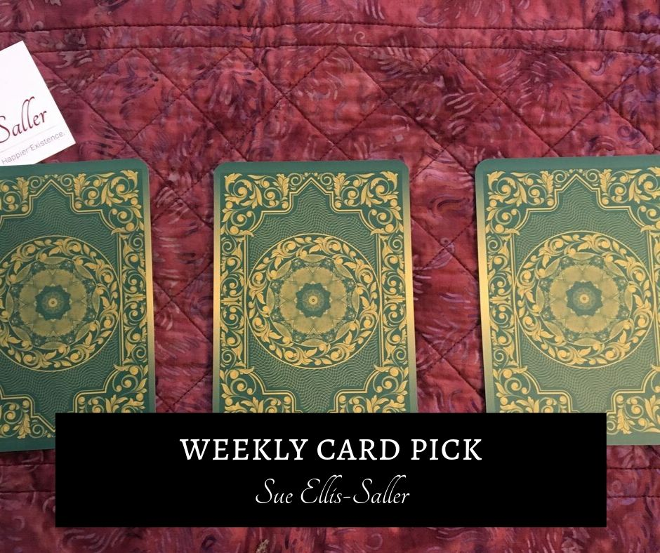 Pick a card for this week's Message from the Akashic Records