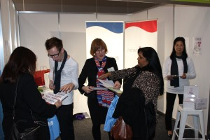 Reinvent Your Career Expo Melbourne 120 Ways Publishing Stand Sue Ellson