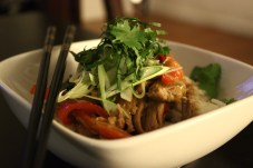 Red Duck Curry at home