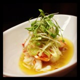 Chef Ricco's Lobster and miso butter