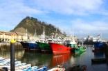 Port in Getaria