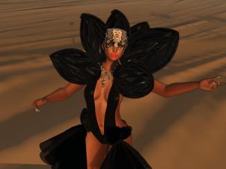 Raw picture Virtual Diva Delirium outfit