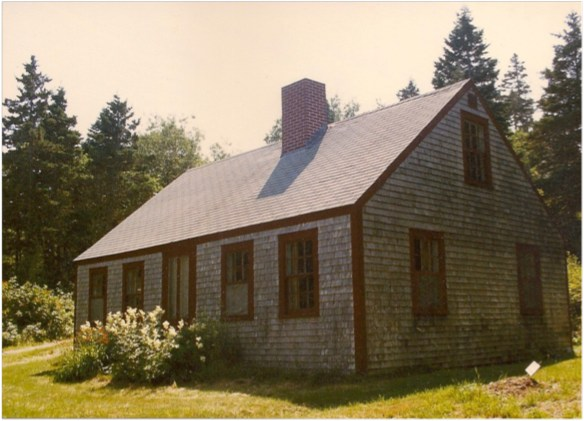"The ""Cather Cottage"" 1990"