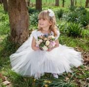 Sue Hill Flower Girl Dress Lucy Dress